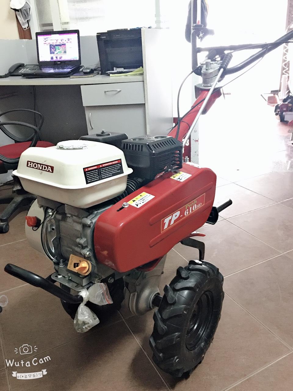 Máy xới đất Honda TP610 HD