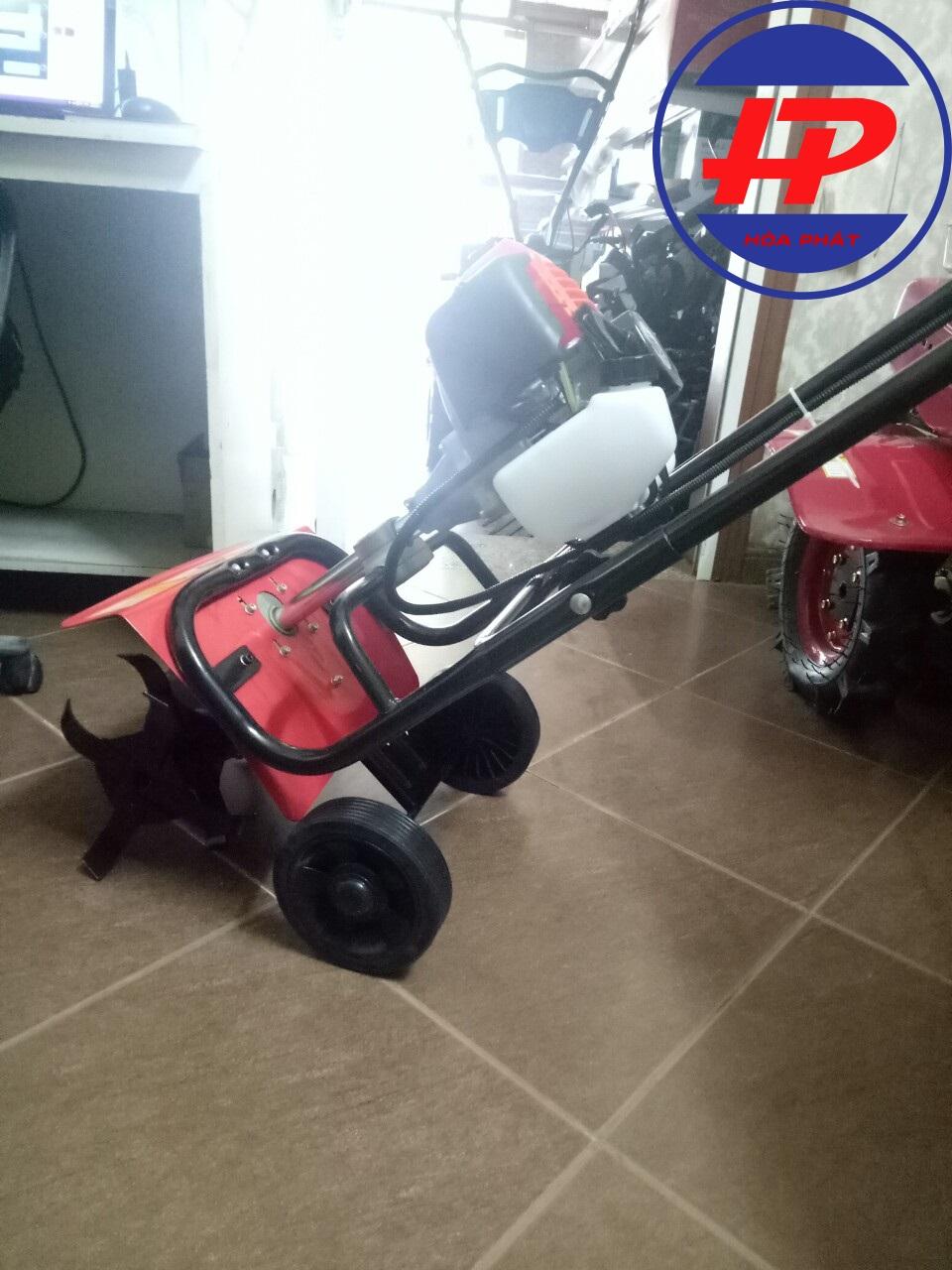Máy xạc cỏ tầm tay mini TB43