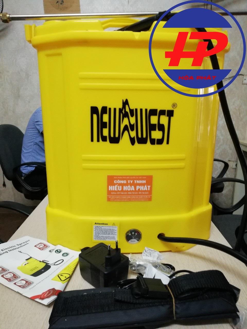 Máy phun thuốc New West 18 Lít