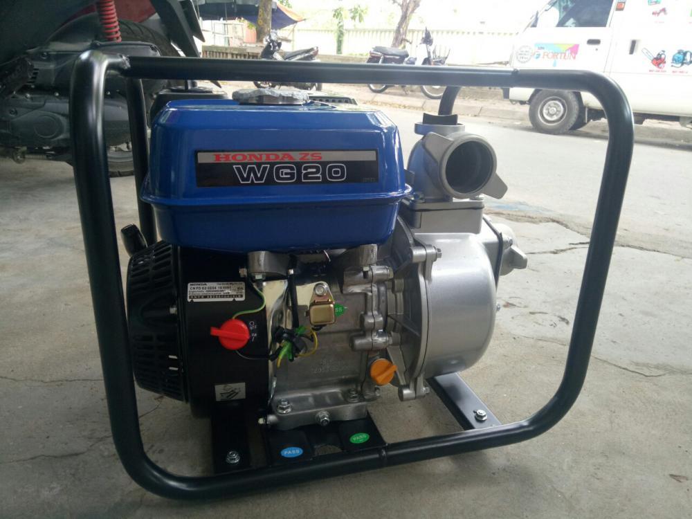 Máy bơm nước Honda ZS WG20