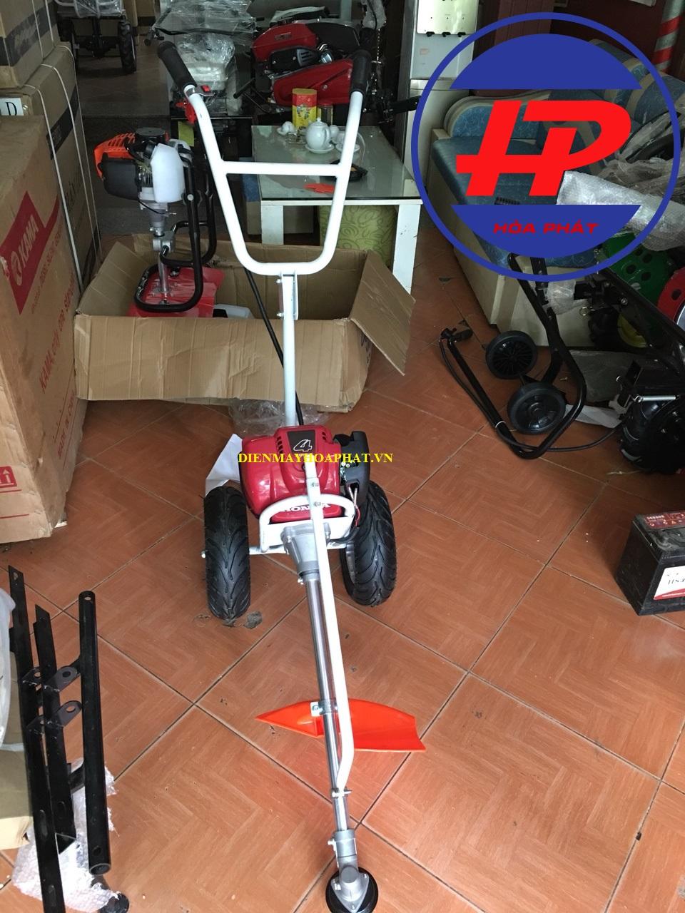 Máy cắt cỏ, làm cỏ, xới đất Honda GX35
