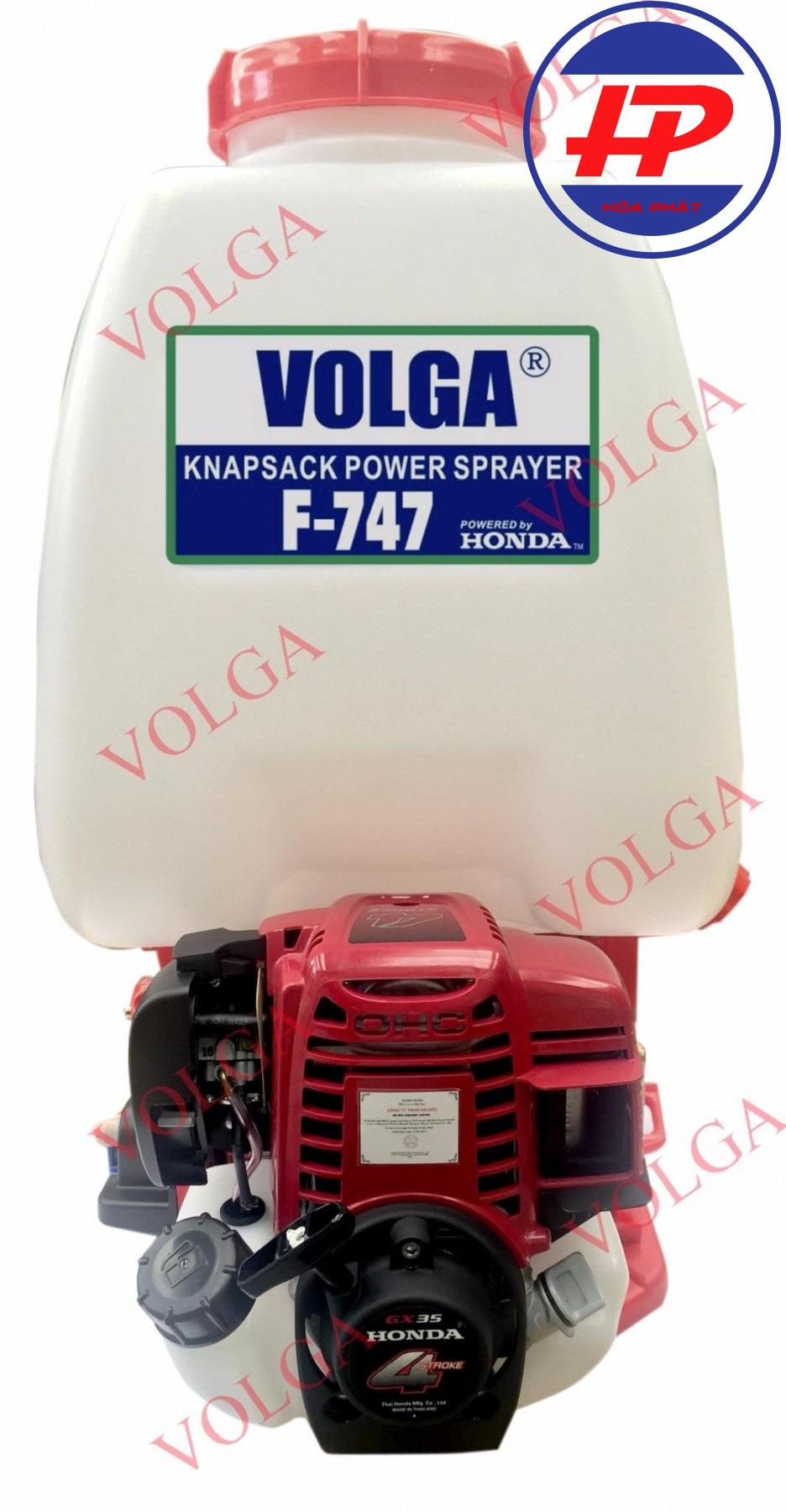 Máy phun thuốc Volga Honda GX25