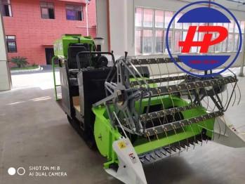 Máy gặt lúa mini dành cho vuông tôm 4LZ-1.0
