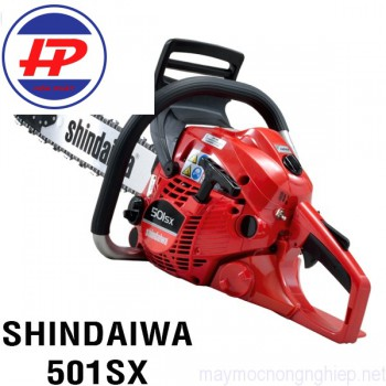 Máy cưa xích chạy xăng SHINDAIWA 501SX