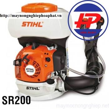 Máy phun thuốc phòng dịch Stihl SR200