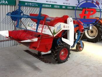 Máy gặt lúa liên hợp mini HP 4LZ-1.2